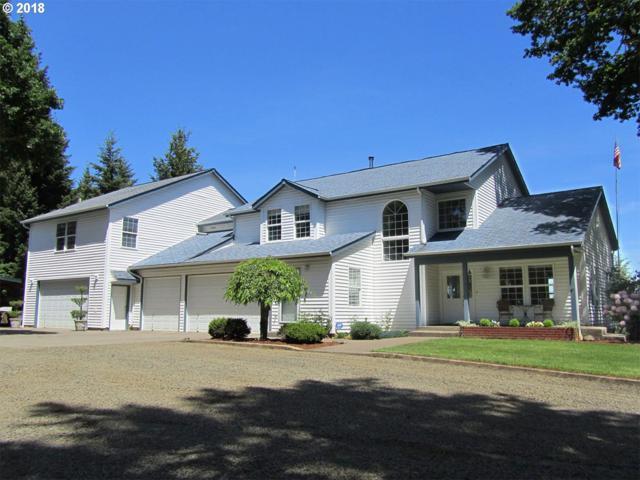 24542 Bolton Hill Rd, Veneta, OR 97487 (MLS #18148910) :: The Galand Haas Real Estate Team