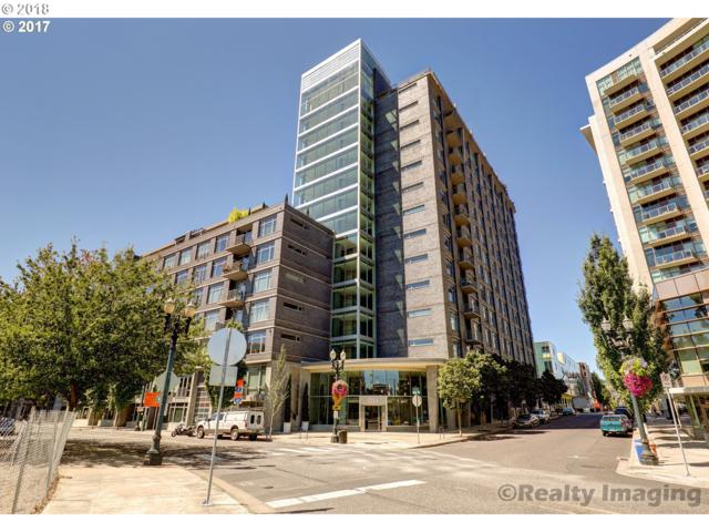 1255 NW 9TH Ave #806, Portland, OR 97209 (MLS #18148973) :: Next Home Realty Connection