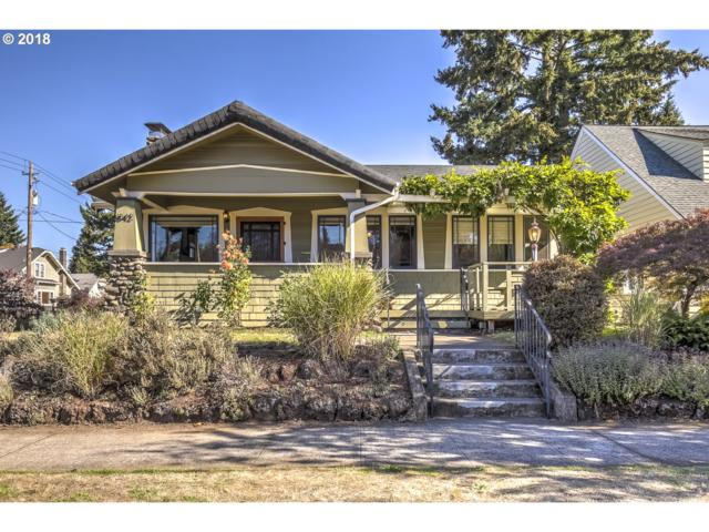 1842 NE 54TH Ave, Portland, OR 97213 (MLS #18149130) :: McKillion Real Estate Group