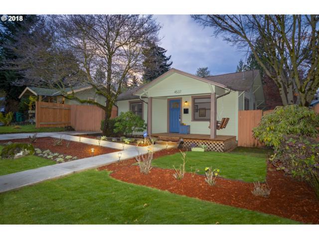 4537 NE 98TH Ave, Portland, OR 97220 (MLS #18150000) :: Fox Real Estate Group