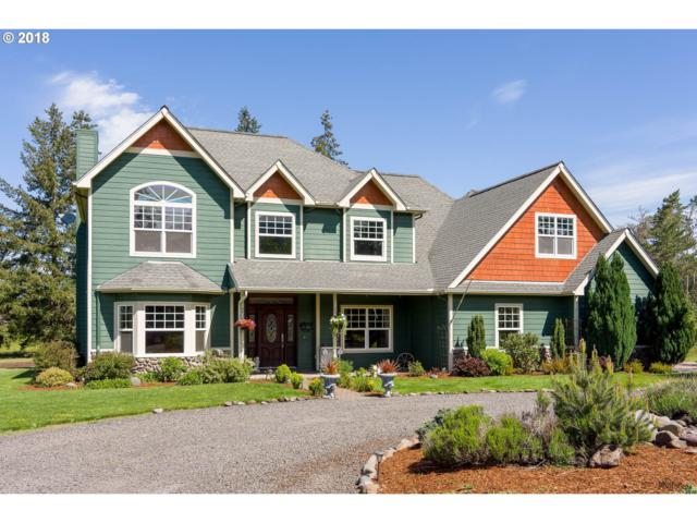 83336 Russell Oaks Dr, Creswell, OR 97426 (MLS #18150382) :: R&R Properties of Eugene LLC