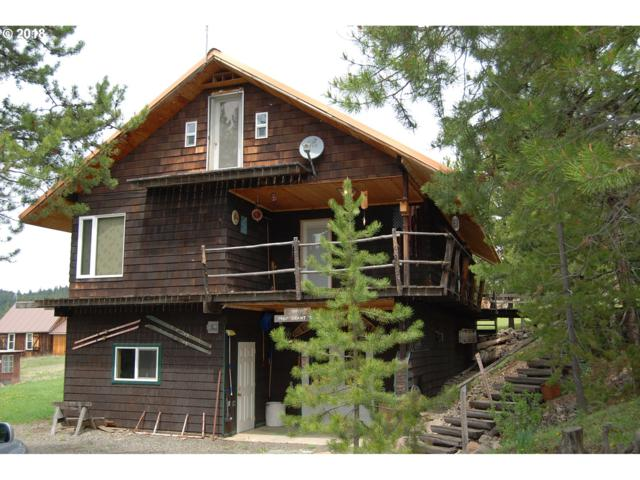 1402 Grant St, Granite, OR 97877 (MLS #18150531) :: R&R Properties of Eugene LLC