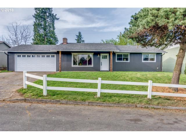 708 NW 84TH St, Vancouver, WA 98665 (MLS #18151090) :: Next Home Realty Connection