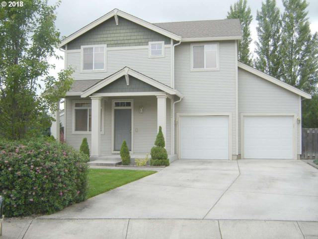 3212 SE 194TH Ct, Camas, WA 98607 (MLS #18151489) :: The Dale Chumbley Group