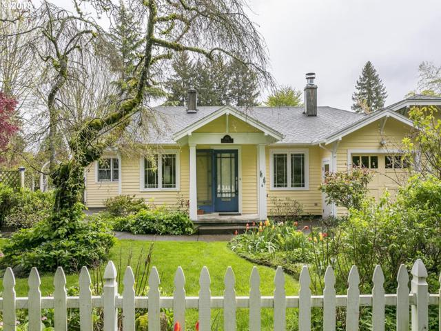 691 7TH St, Lake Oswego, OR 97034 (MLS #18152941) :: Next Home Realty Connection