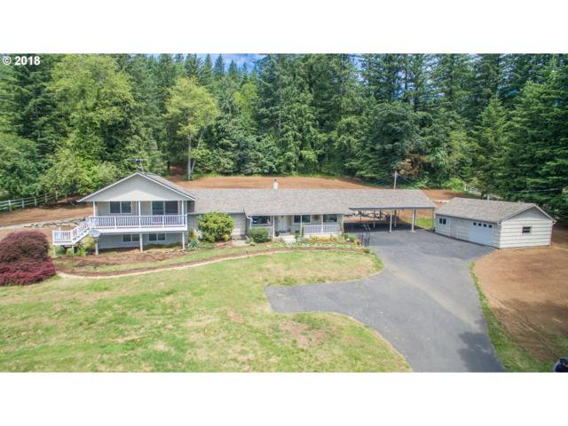 28402 NE Reilly Rd, Camas, WA 98607 (MLS #18153172) :: The Dale Chumbley Group