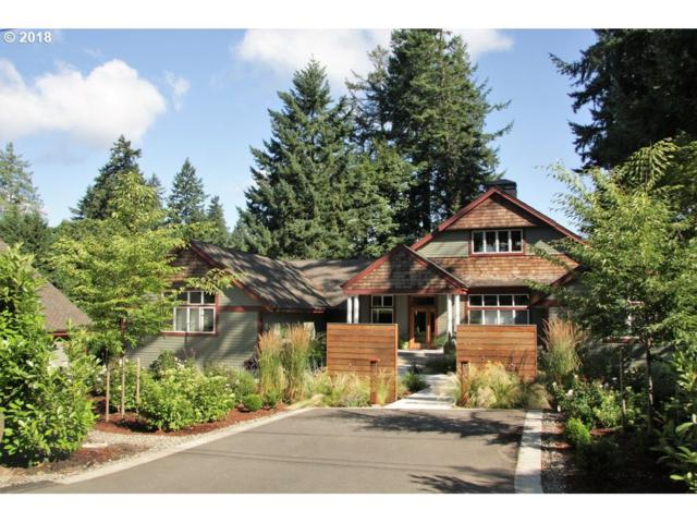 1015 SW Palatine Hill Rd, Portland, OR 97219 (MLS #18153219) :: Next Home Realty Connection