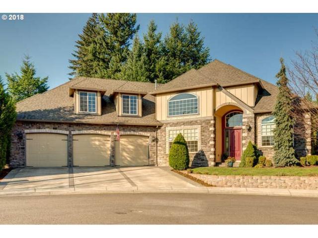 20016 SE 3RD Cir, Camas, WA 98607 (MLS #18153875) :: R&R Properties of Eugene LLC