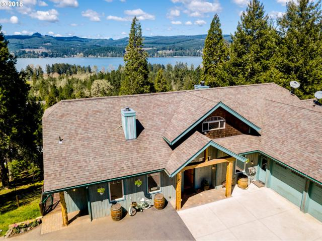 32655 Glaisyer Hill Rd, Cottage Grove, OR 97424 (MLS #18153966) :: R&R Properties of Eugene LLC