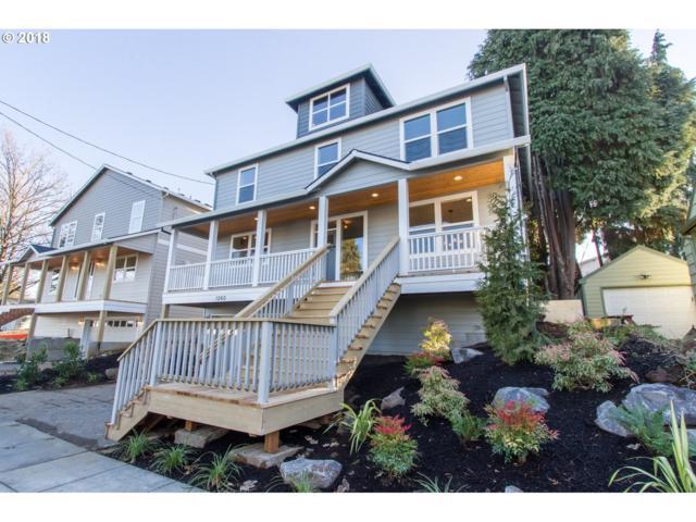 1060 NE Stafford St, Portland, OR 97211 (MLS #18154499) :: Hatch Homes Group