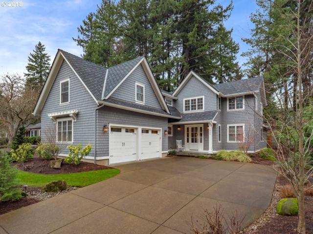1059 Bayberry Rd, Lake Oswego, OR 97034 (MLS #18154575) :: Next Home Realty Connection