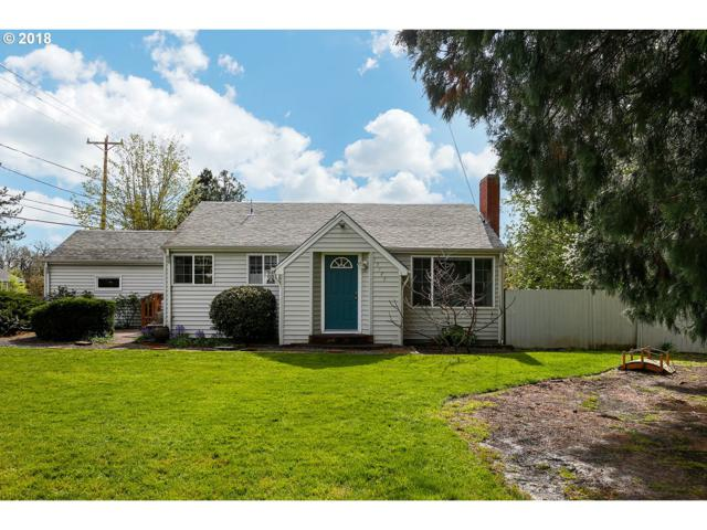 15723 SE Francis Ave, Milwaukie, OR 97267 (MLS #18155779) :: Matin Real Estate
