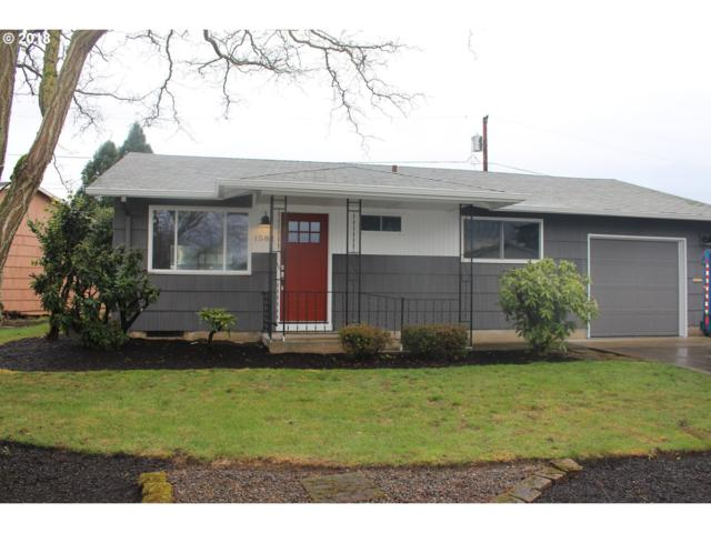1581 Rainier Rd, Woodburn, OR 97071 (MLS #18156552) :: R&R Properties of Eugene LLC
