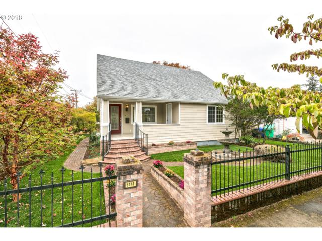 6441 SE 66TH Ave, Portland, OR 97206 (MLS #18156635) :: Cano Real Estate