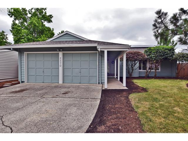 2570 SW 203RD Ave, Beaverton, OR 97003 (MLS #18156842) :: McKillion Real Estate Group