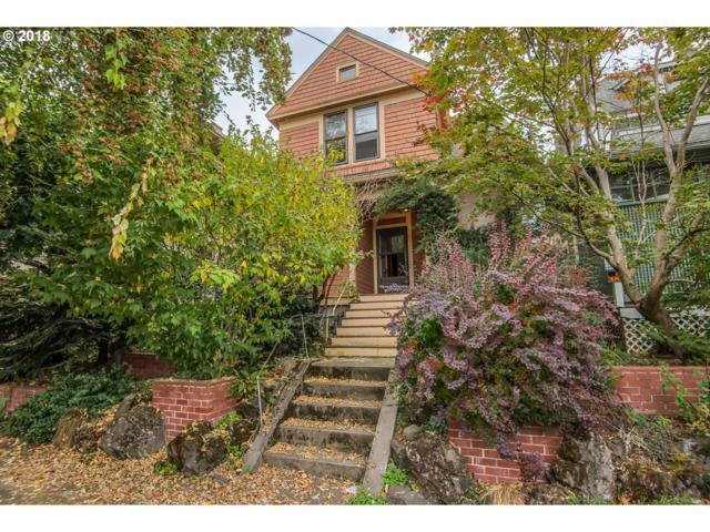 1407 SE Oak St, Portland, OR 97214 (MLS #18157279) :: Hatch Homes Group
