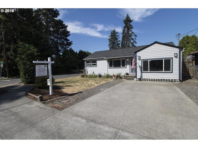 10083 SE 40TH Ave, Milwaukie, OR 97222 (MLS #18157788) :: Fox Real Estate Group
