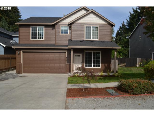 410 N Simons St, Ridgefield, WA 98642 (MLS #18158186) :: Portland Lifestyle Team