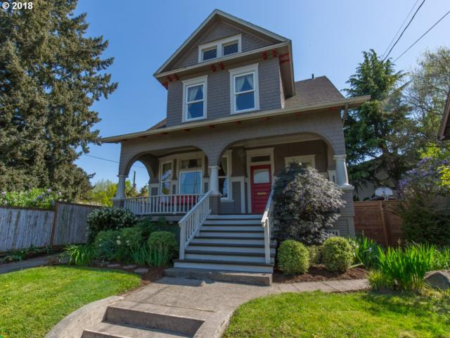 2164 NE Wasco St, Portland, OR 97232 (MLS #18158469) :: Next Home Realty Connection