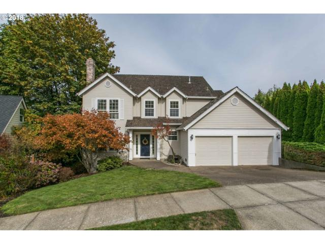 9627 NW Fleischner St, Portland, OR 97229 (MLS #18158973) :: McKillion Real Estate Group