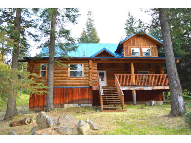 61256 Ski Run Rd, Joseph, OR 97846 (MLS #18159289) :: Beltran Properties at Keller Williams Portland Premiere
