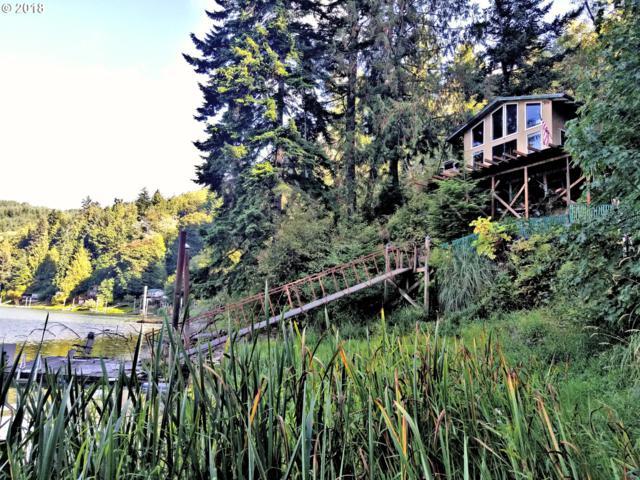 492 N Tenmile Lake, Lakeside, OR 97449 (MLS #18159503) :: Team Zebrowski
