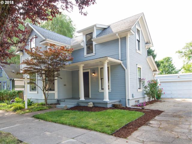 724 SE Miller St, Portland, OR 97202 (MLS #18159902) :: Next Home Realty Connection