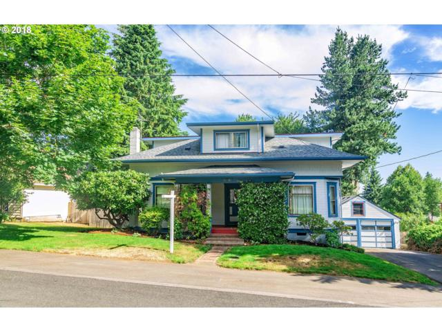 406 NW 49TH St, Vancouver, WA 98663 (MLS #18160114) :: The Dale Chumbley Group