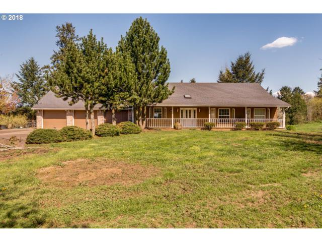 11320 S Macksburg Rd, Canby, OR 97013 (MLS #18160452) :: Fox Real Estate Group
