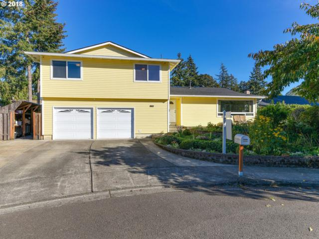 17750 NW Fall Ct, Beaverton, OR 97006 (MLS #18160720) :: Portland Lifestyle Team