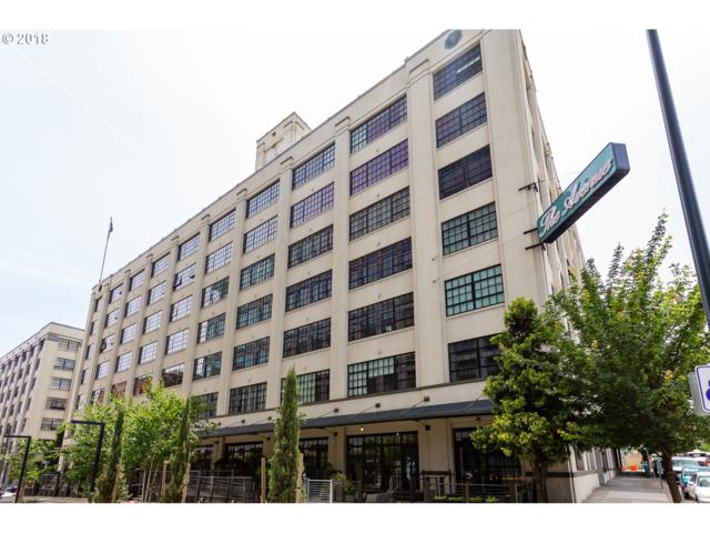 1400 NW Irving St #721, Portland, OR 97209 (MLS #18160828) :: R&R Properties of Eugene LLC