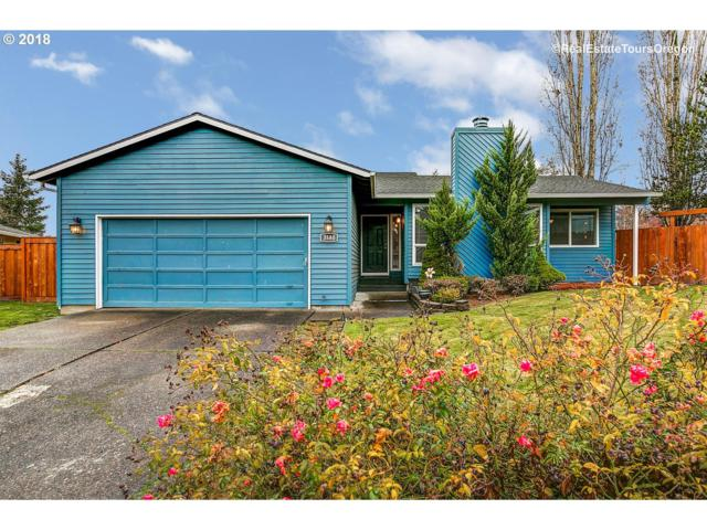 3580 NW Ashland Pl, Beaverton, OR 97006 (MLS #18160858) :: Homehelper Consultants