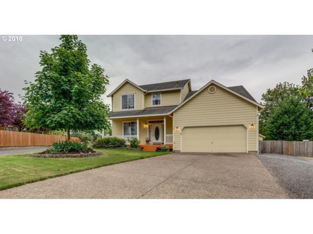 704 NE 42ND Cir, Camas, WA 98607 (MLS #18161440) :: McKillion Real Estate Group