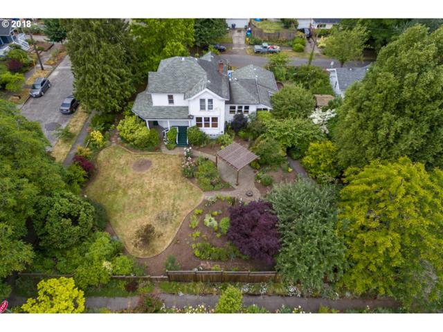 107 NE Bryant St, Portland, OR 97211 (MLS #18162197) :: Next Home Realty Connection