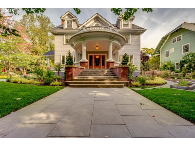 2611 NE Thompson St, Portland, OR 97212 (MLS #18162316) :: Townsend Jarvis Group Real Estate