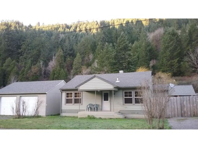 46931 Sunset Ave, Westfir, OR 97492 (MLS #18162998) :: Song Real Estate