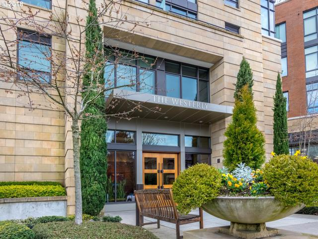 2351 NW Westover Rd #1108, Portland, OR 97210 (MLS #18163387) :: Song Real Estate