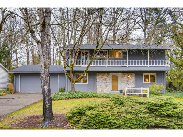 15205 NW Perimeter Dr, Beaverton, OR 97006 (MLS #18164014) :: Portland Lifestyle Team