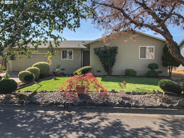 274 Columbia Loop Rd, Roseburg, OR 97471 (MLS #18164038) :: Portland Lifestyle Team