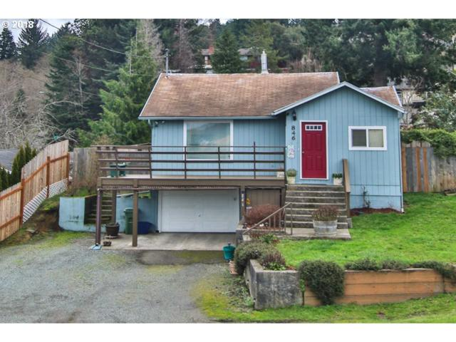 846 6TH Ave, Coos Bay, OR 97420 (MLS #18164095) :: Matin Real Estate