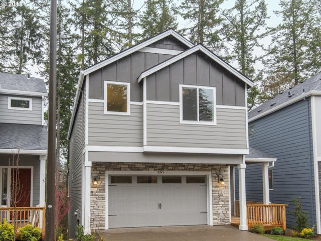8241 SW Oldham Dr, Beaverton, OR 97007 (MLS #18166111) :: McKillion Real Estate Group