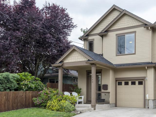 1743 SE Marion St, Portland, OR 97202 (MLS #18166338) :: Hatch Homes Group