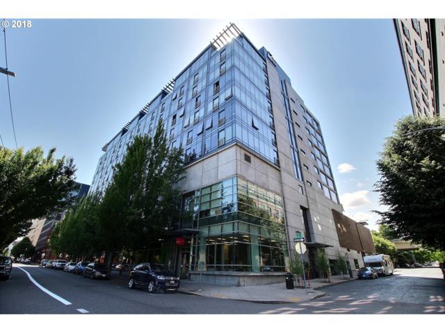 1410 NW Kearney St #817, Portland, OR 97209 (MLS #18166445) :: McKillion Real Estate Group