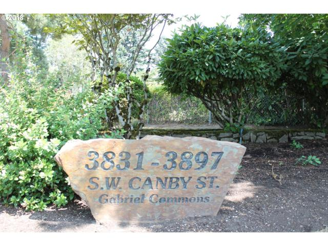 3863 SW Canby St, Portland, OR 97219 (MLS #18167079) :: Hatch Homes Group