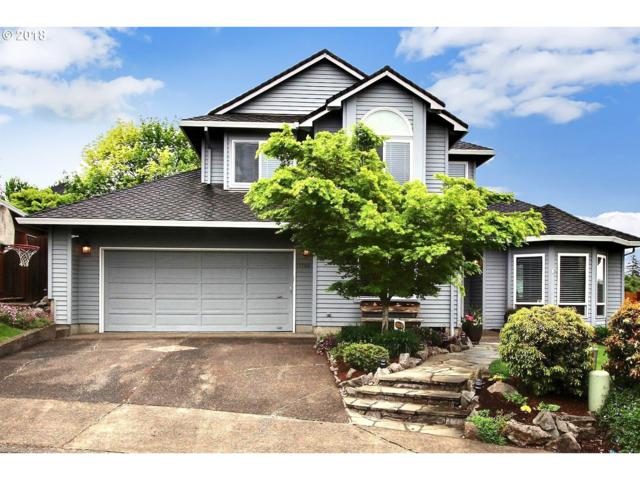 17760 NW Deercreek Ct, Portland, OR 97229 (MLS #18167139) :: The Dale Chumbley Group