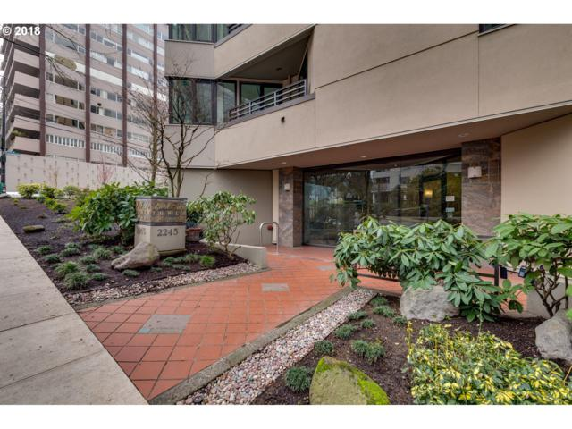 2245 SW Park Pl 3A, Portland, OR 97205 (MLS #18167409) :: Next Home Realty Connection