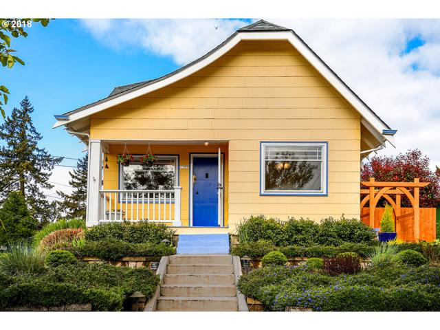 1705 NE 58TH Ave, Portland, OR 97213 (MLS #18167733) :: Song Real Estate
