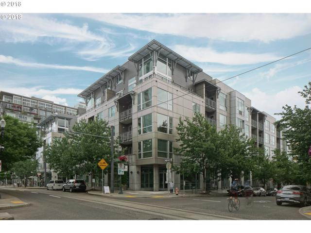 1125 NW 9TH Ave #319, Portland, OR 97209 (MLS #18167805) :: McKillion Real Estate Group