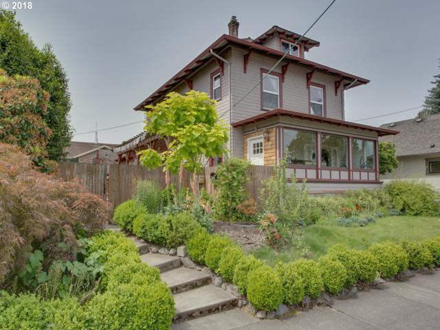 5214 N Lombard St, Portland, OR 97203 (MLS #18167933) :: Hatch Homes Group