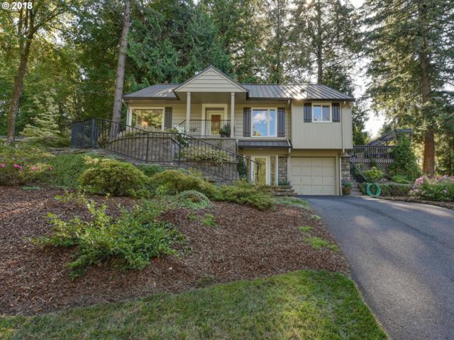 9951 SW Lancaster Rd, Portland, OR 97219 (MLS #18168386) :: Portland Lifestyle Team